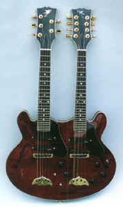 Knutson Five/Eight-String-Combo