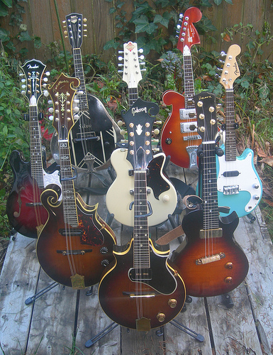 Buy an electric mandolin