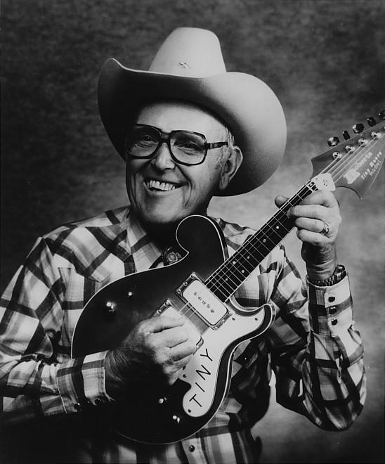 photo: Jesse Morris, Western Swing ...